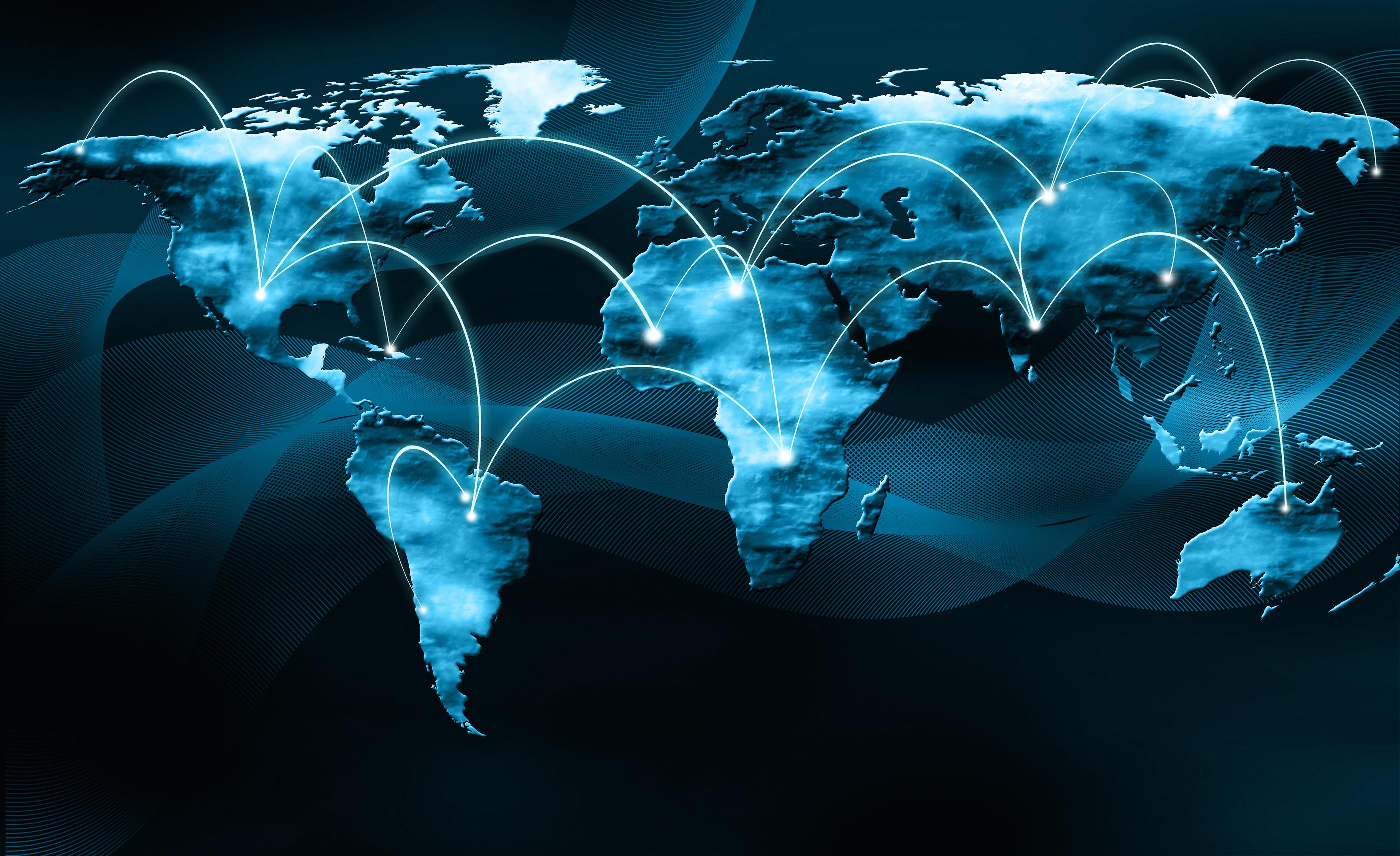 Картинка цифрового мира