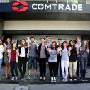 EDIT kompanije Comtrade startovao je danas u Beogradu i Kragujevcu