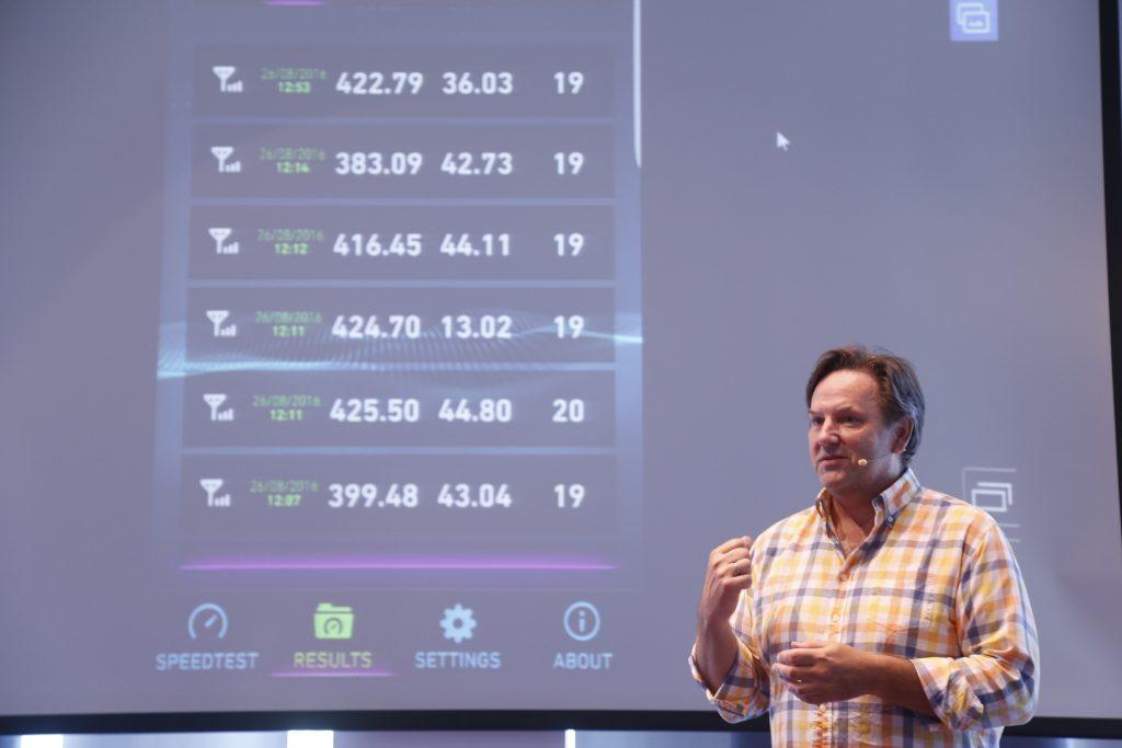 Kai Guldbrandsen, izvrsni direktor tehnike u Telenor Srbija 1