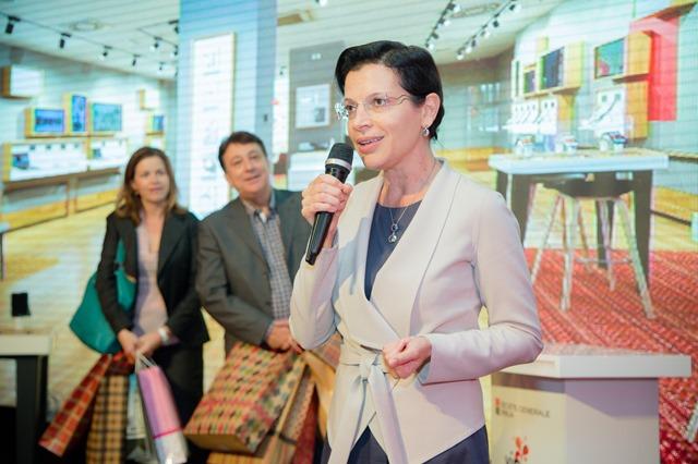 Maria Rousseva, predsednica IO Societe Generale