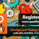 Jedinstveni regionalni događaj – Devops and Software Testing konferencija u Ljubljani