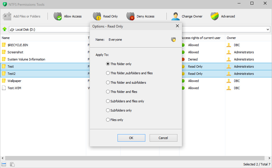NTFS Permission Tool: Moćan alat za podešavanje prava pristupa