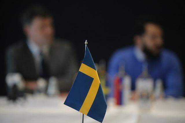 Zastava Svedske