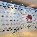 LOGO učesnik godišnje Huawei konvencije - GEPC 2017