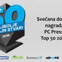 PC Press Top 50 2016, video