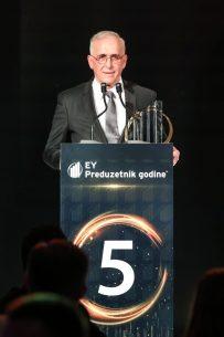 EY Preduzetnik godine za 2016. godinu – Radojko Janić