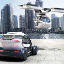 Predstavljen koncept letećih automobila