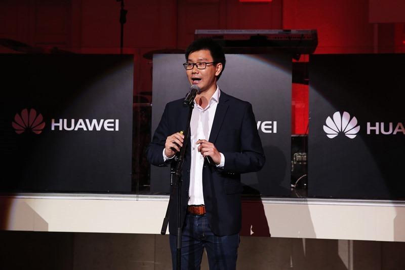 Direktor Huawei device Srbija, Jacky Zhao