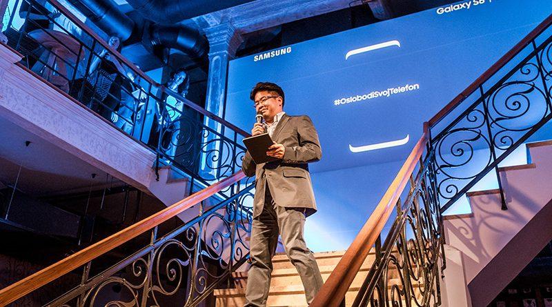 Samsung Galaxy S8 premijera u Srbiji