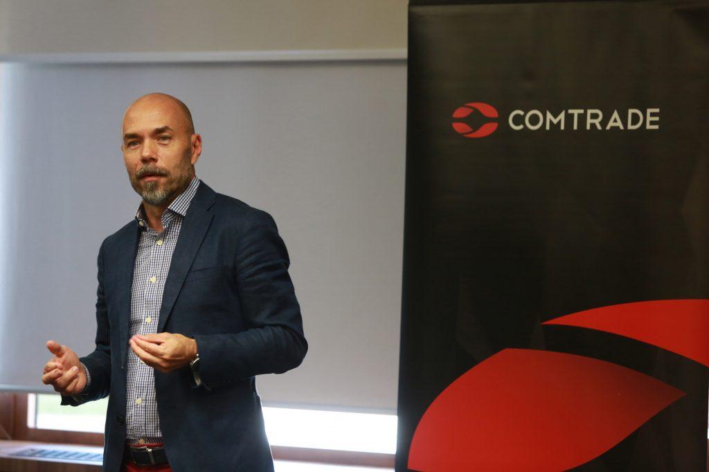 Ljubomir Ristic, CMO kompanije Comtrade