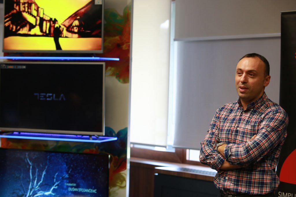 Srecko Miodragovic, savetnik predsednika kompanije Comtrade