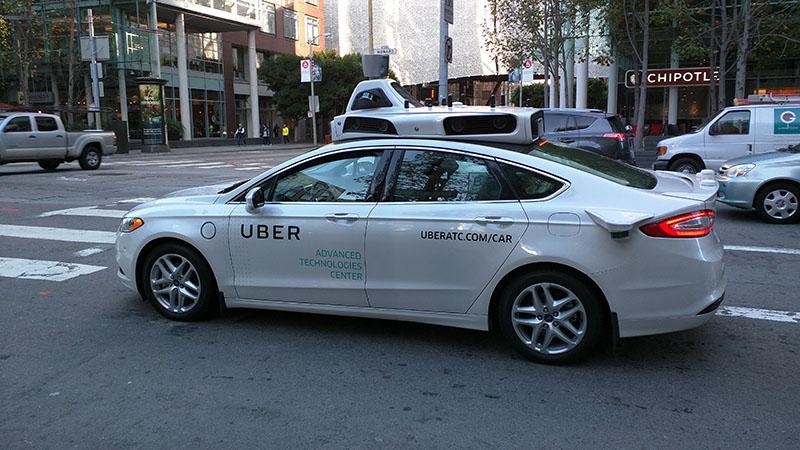 Samovozeći Uber automobil ubio biciklistu