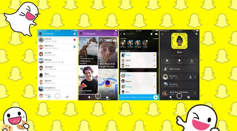 snapchat društvena mreža