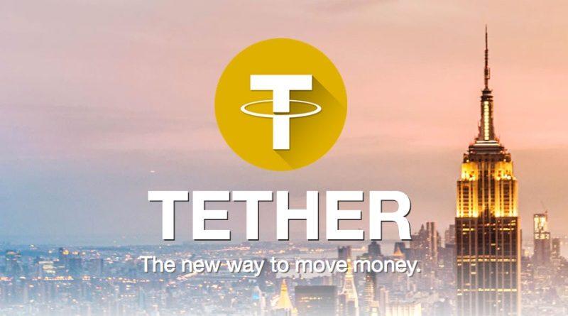 Tether Bitcoin exchange kriptovaluta