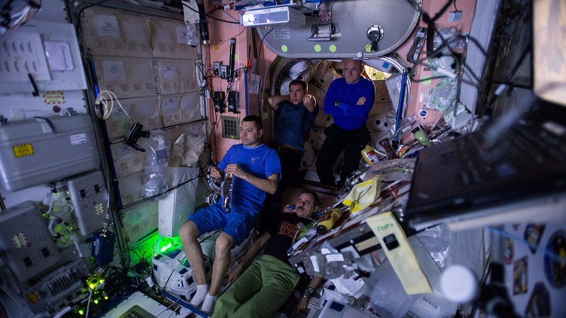 NASA Star Wars poslednji džedaji u svemiru astronauti