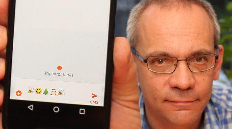25 godina poslat prvi SMS jubilej poruke