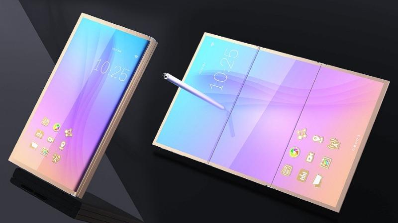 tehnološke vesti 2018 samsung galaxy x flex savitljivi ekran