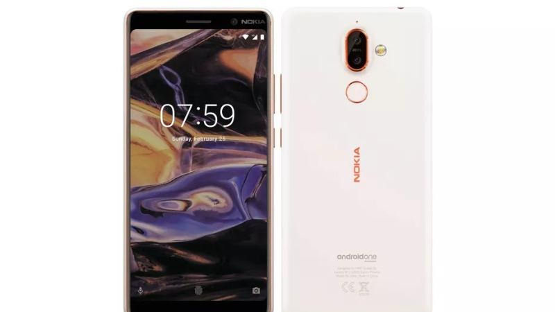 nokia 7 plus fotke slike foto fotografije photo kako izgledaju novi Nokia telefoni