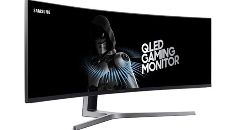 Samsung radi na novom ultra širokom gejmerskom monitoru