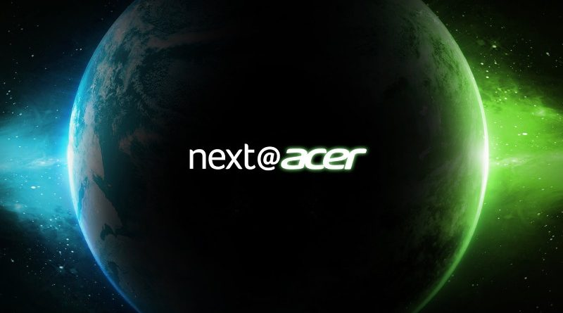 Next@Acer 2018: Fokus na gejmingu