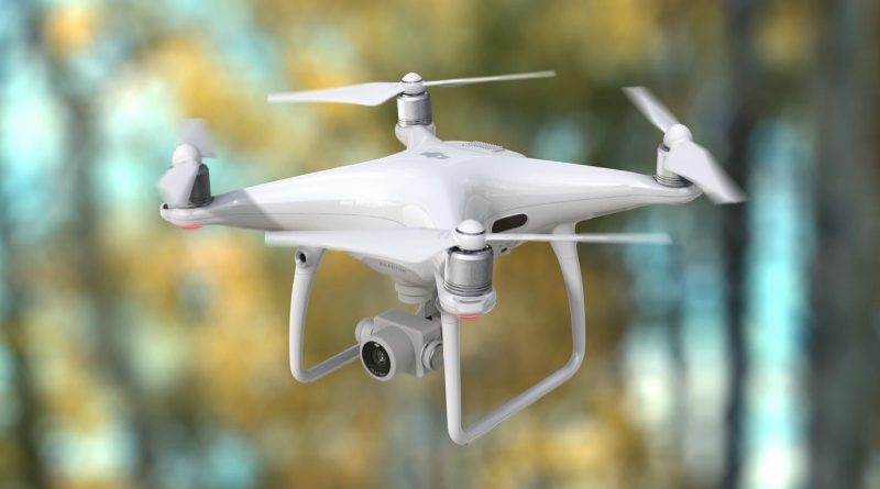 modna revija dron