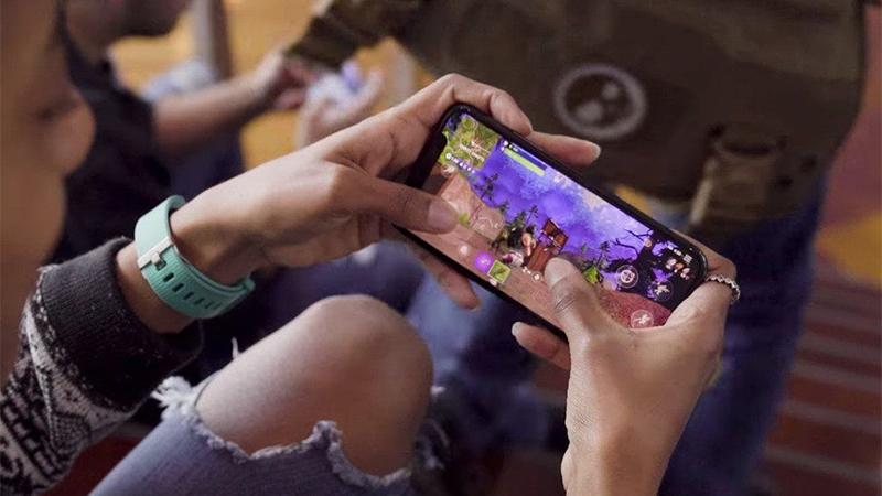 fortnite igra na mobilnom telefonu