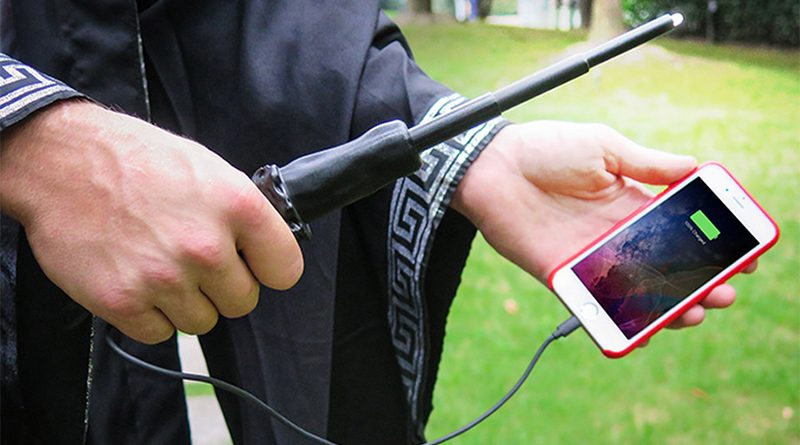Harry Potter i digitalni čarobni štapić