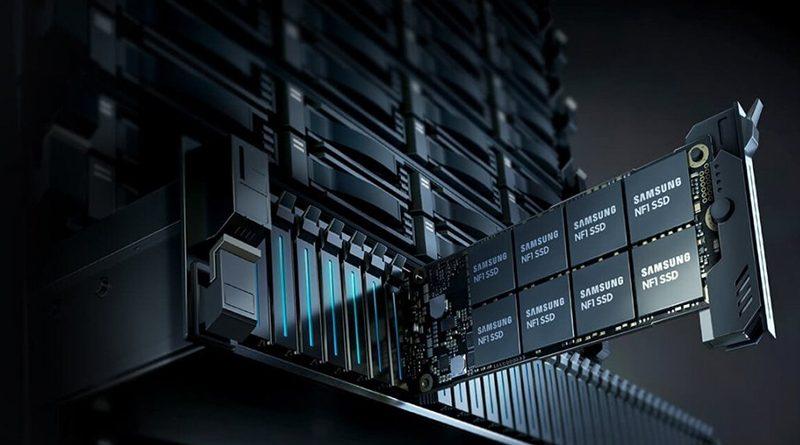 Samsung najavio 8TB NF1 NVMe SSD