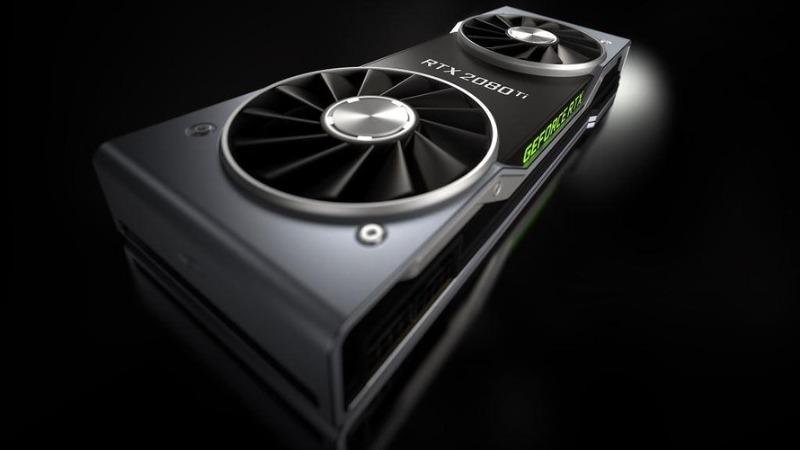 nvidia rtx 2000 serija grafička karta GPU 2080