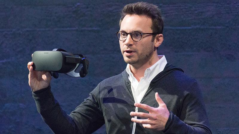 Brendan Iribe, suosnivač Oculus-a, napušta Facebook | | PC Press
