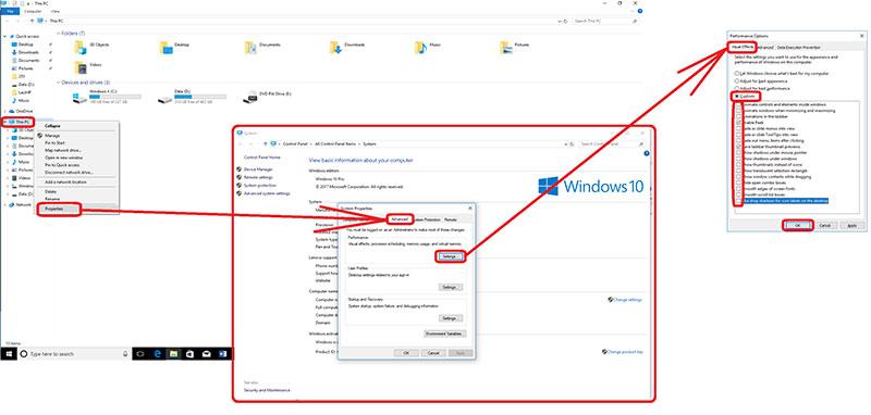 saveti za bolji rad windows 10