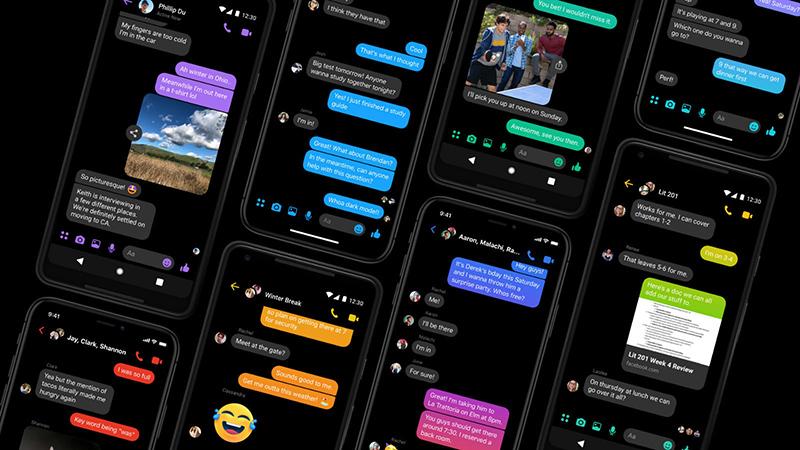 Messenger dobio dark mode | | PC Press
