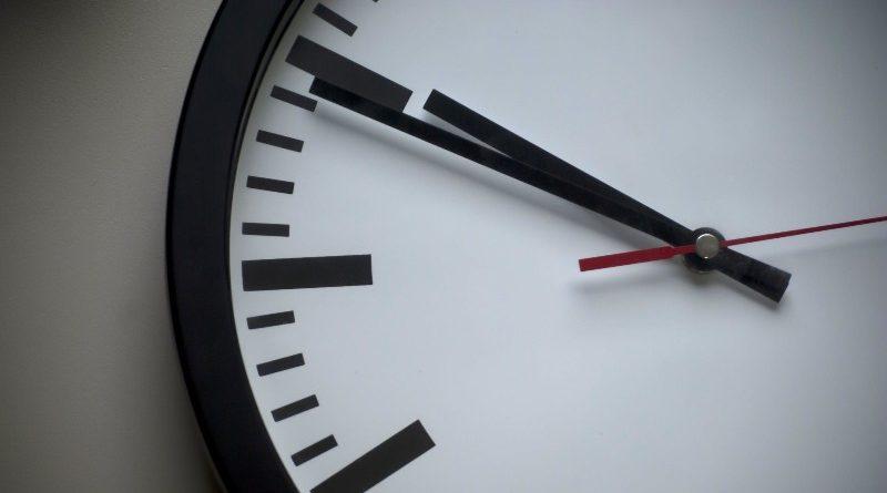 zimsko i letnje računanje vremena
