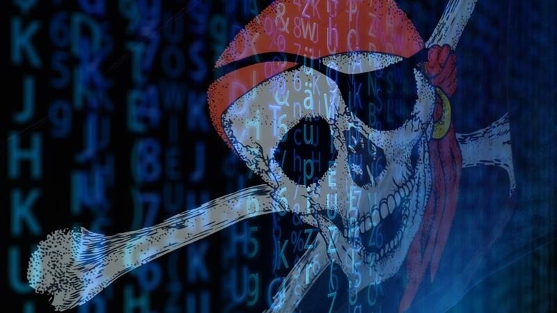 Digital piracy