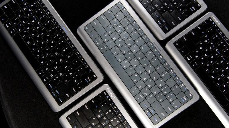Prestigio click and touch tastatura