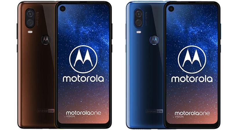 Review: Motorola One Vision - Motorolina vizija