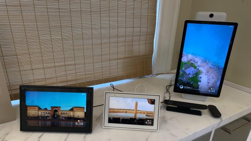 Portal TV devices