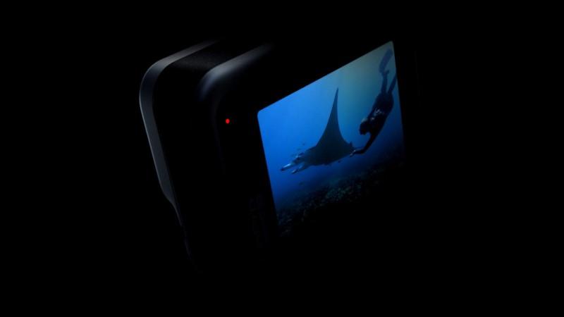 GoPro hero 8 teaser