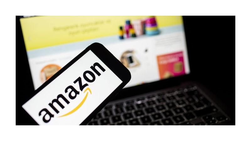 Amazon sign on mobile phone