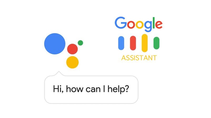 Google asistant screanshot